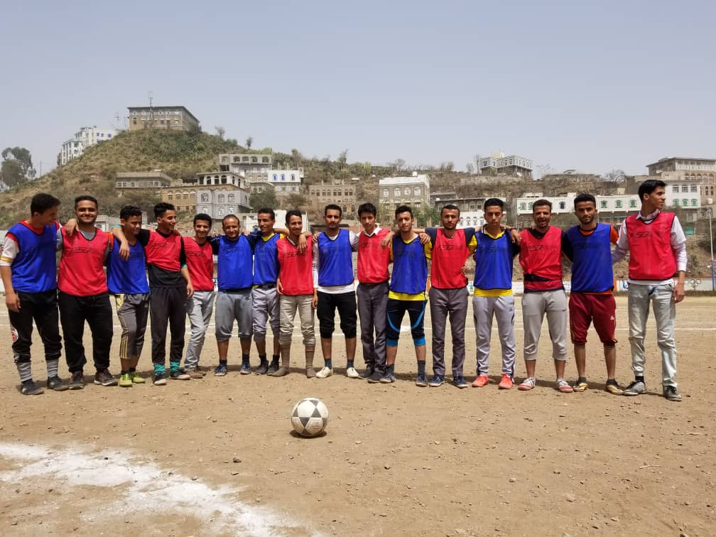 الانشطة الرياضية جامعة جبلة