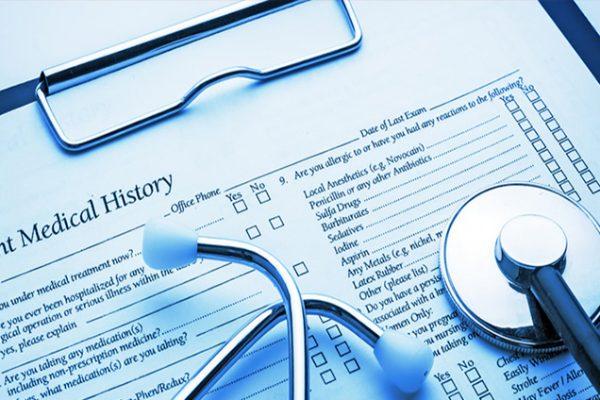 السجلات الطبية